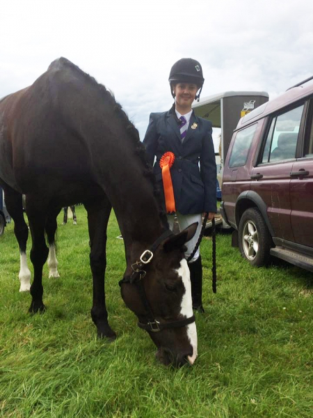 Area 4 Show Jumping 2017