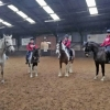 Flatwork Lesson at Pauls Farm