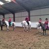 Show Jumping Lesson at Landlords